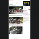 opinie Zlot Forza Italia   Magazyn   Motocykl